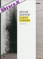 Anish Kapoor. Dirty Corner.