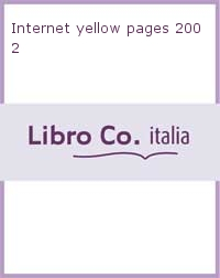 Internet yellow pages 2002