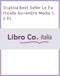 Scatola Best Seller Le Particelle Novembre Media 10 Pz