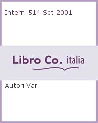 Interni 514 Set 2001