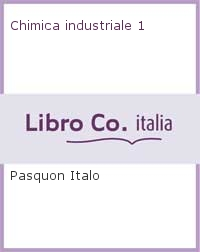 Chimica industriale 1.