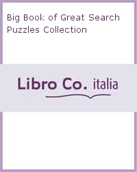Big Book of Great Search Puzzles Collection