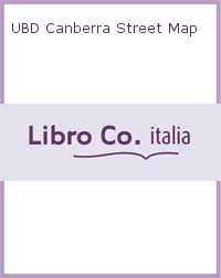 UBD Canberra Street Map