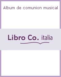 Album de comunion musical