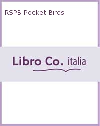 RSPB Pocket Birds.