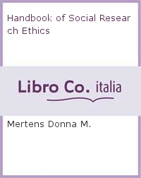 Handbook of Social Research Ethics