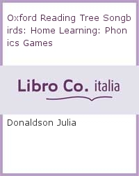 Oxford Reading Tree Songbirds: Home Learning: Phonics Games.
