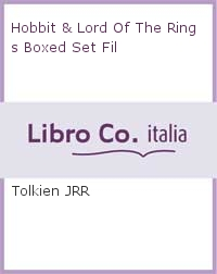 Hobbit & Lord Of The Rings Boxed Set Fil