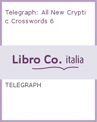 Telegraph: All New Cryptic Crosswords 6.