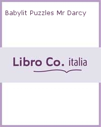 Babylit Puzzles Mr Darcy