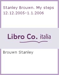 Stanley Brouwn. My steps 12.12.2005-1.1.2006.