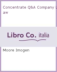 Concentrate Q&A Company Law.