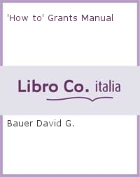 'How to' Grants Manual.