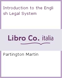 Introduction to the English Legal System.