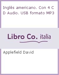 Inglês americano. Con 4 CD Audio. USB formato MP3