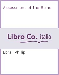 Assessment of the Spine.