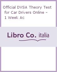 Official DVSA Theory Test for Car Drivers Online - 1 Week Ac