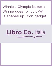 Winnie's Olympic boxset: Winnie goes for gold-Winnie shapes up. Con gadget