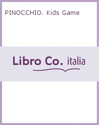 PINOCCHIO. Kids Game