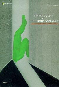 Enzo Cucchi e Ettore Sottsass