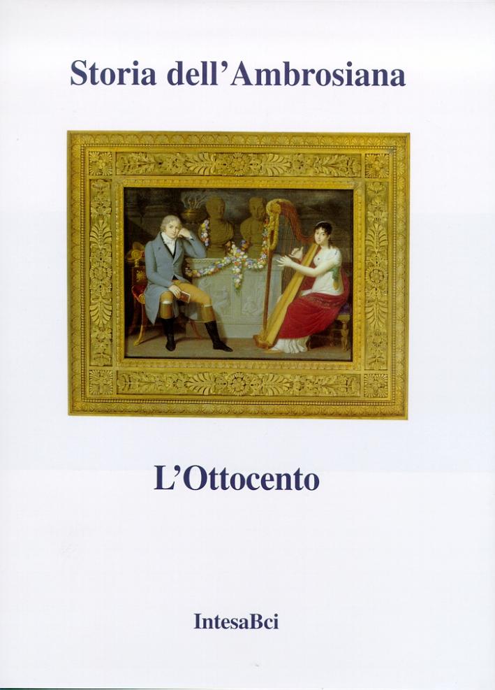 Storia dell'Ambrosiana. L'Ottocento