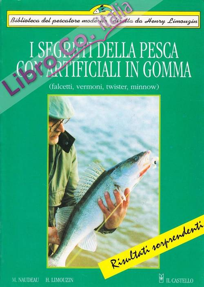 I segreti della pesca con esche artificiali di gomma.