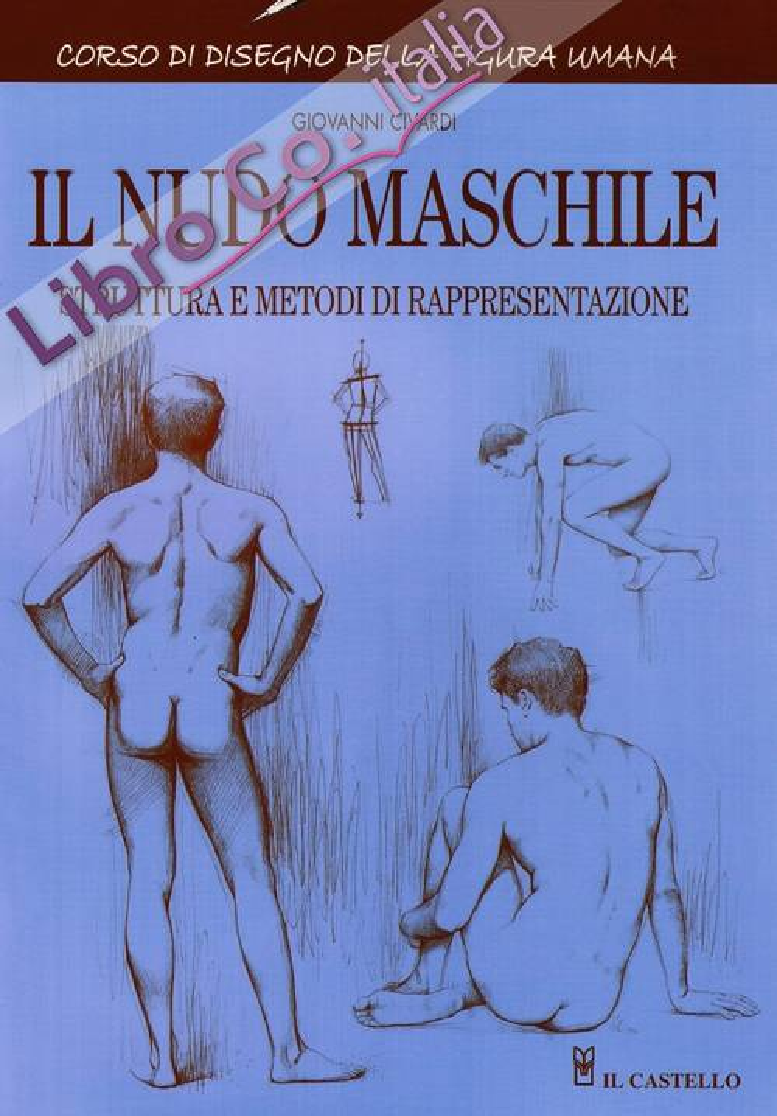 Il nudo maschile.