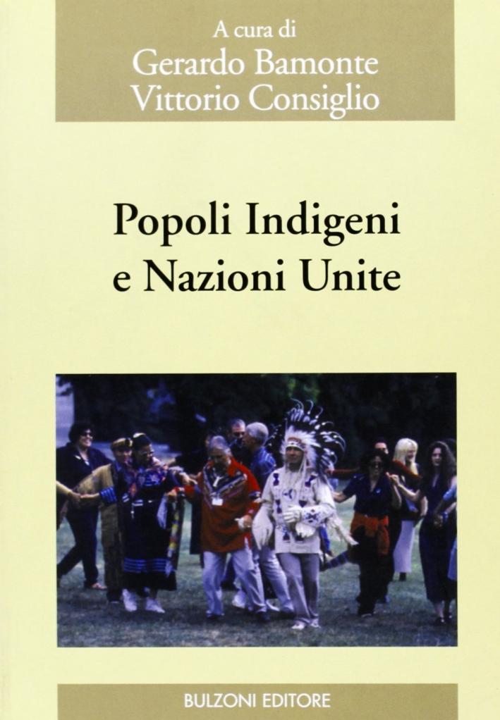 Popoli indigeni e Nazioni Unite.