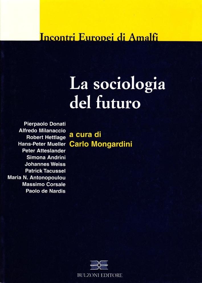 La sociologia del futuro