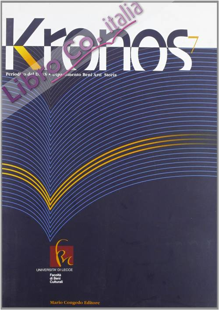 Kronos. Vol. 7.