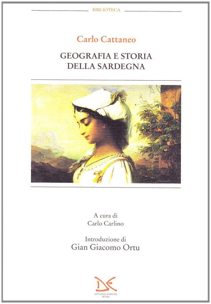 Geografia e storia della Sardegna