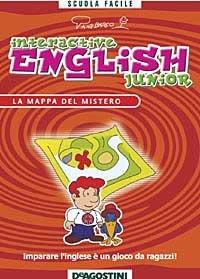 Interactive english junior. La mappa del mistero. CD-ROM