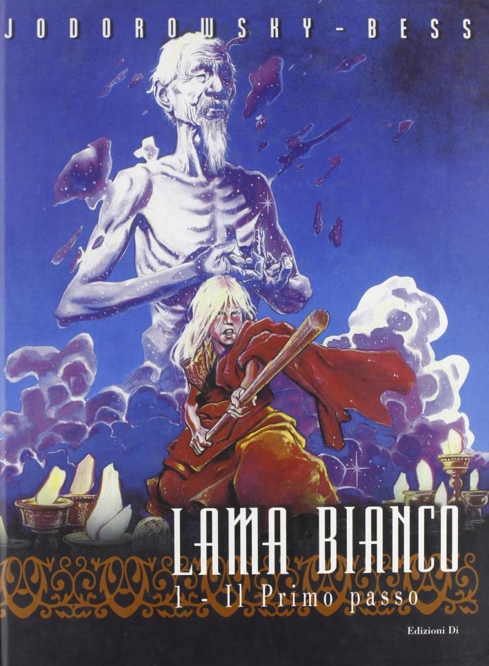 Lama Bianco. Vol. 1: il Primo Passo