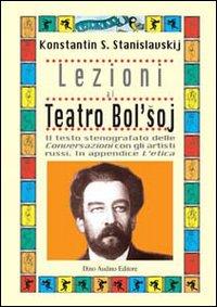 Lezioni al teatro Bol'soj.