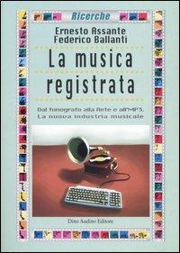 La musica registrata.