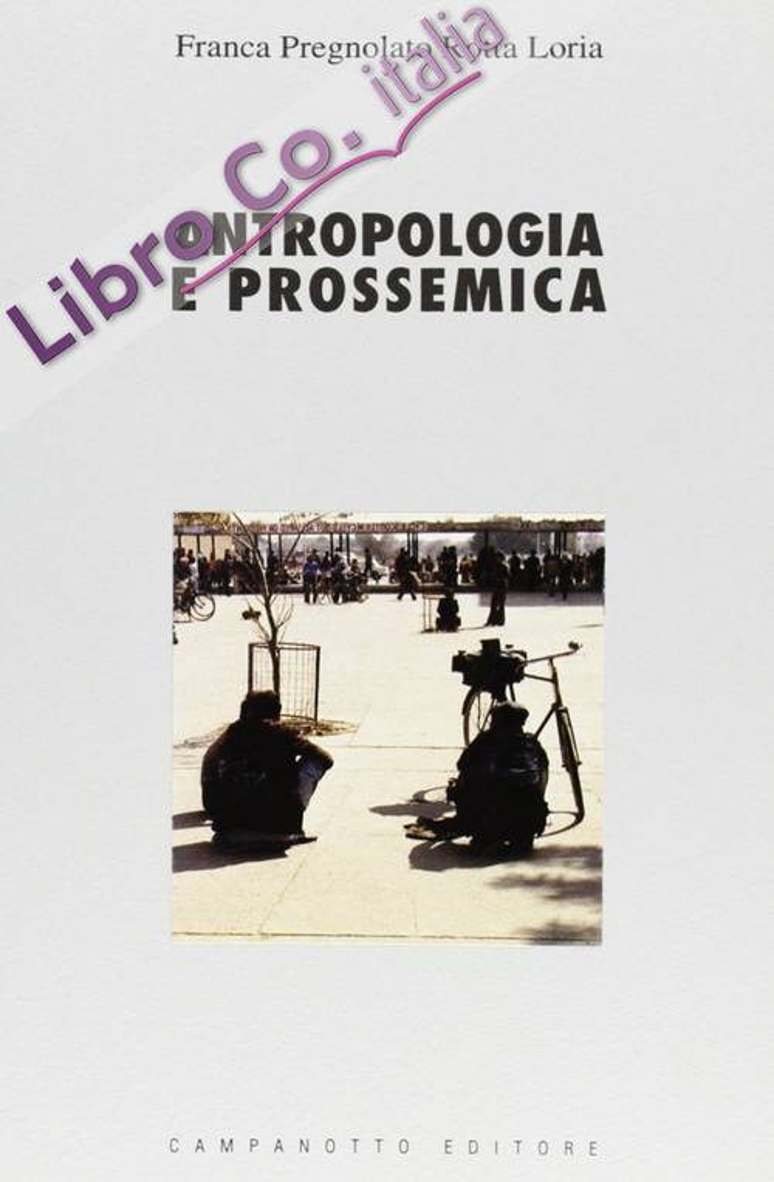 Antropologia e Prossemica.