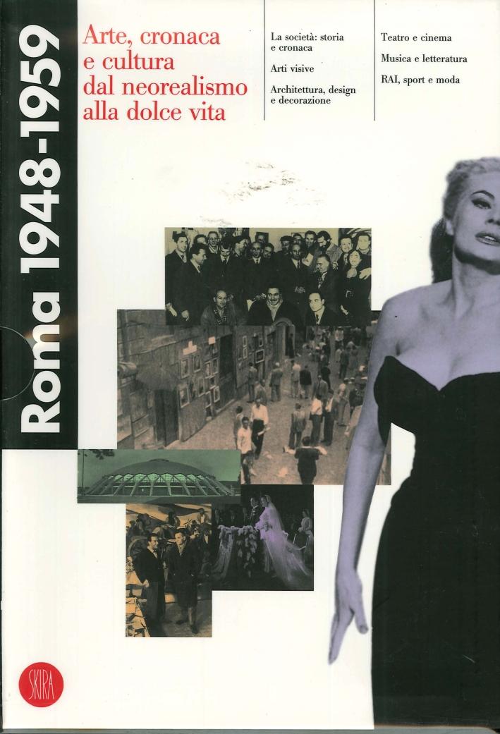 Roma 1948-1959. Arte, cronaca e cultura