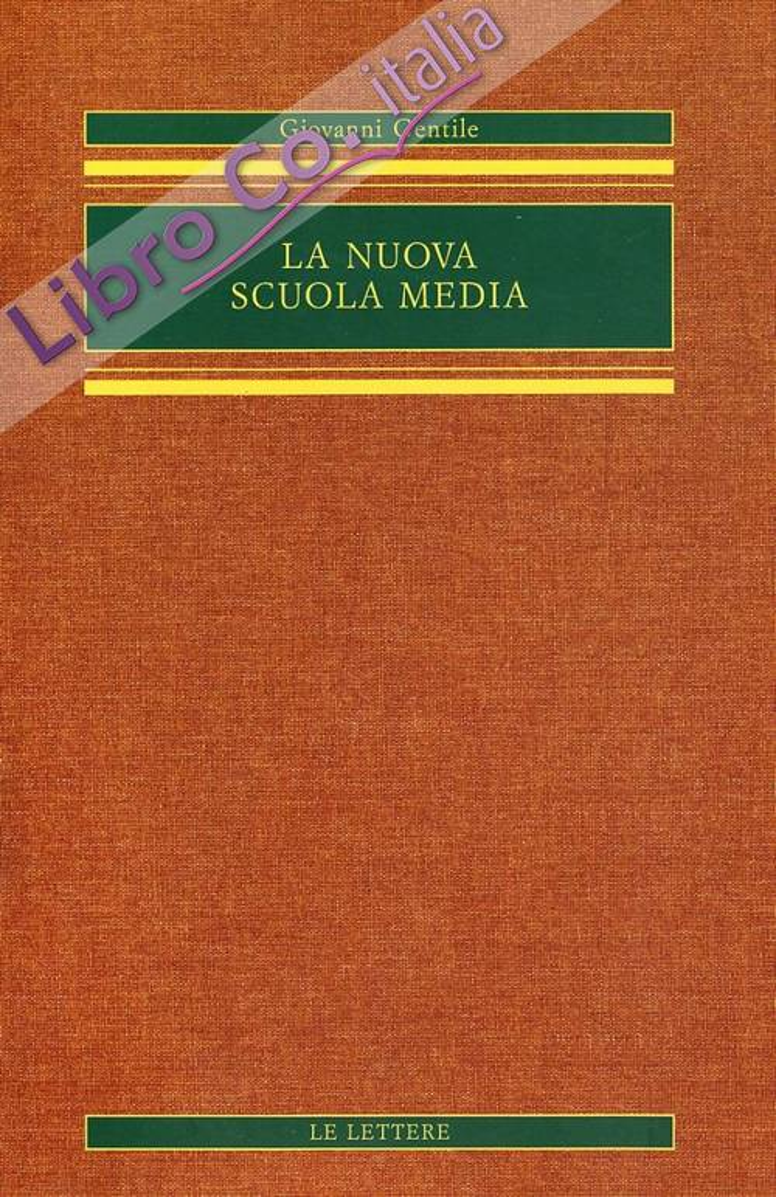 La nuova scuola media