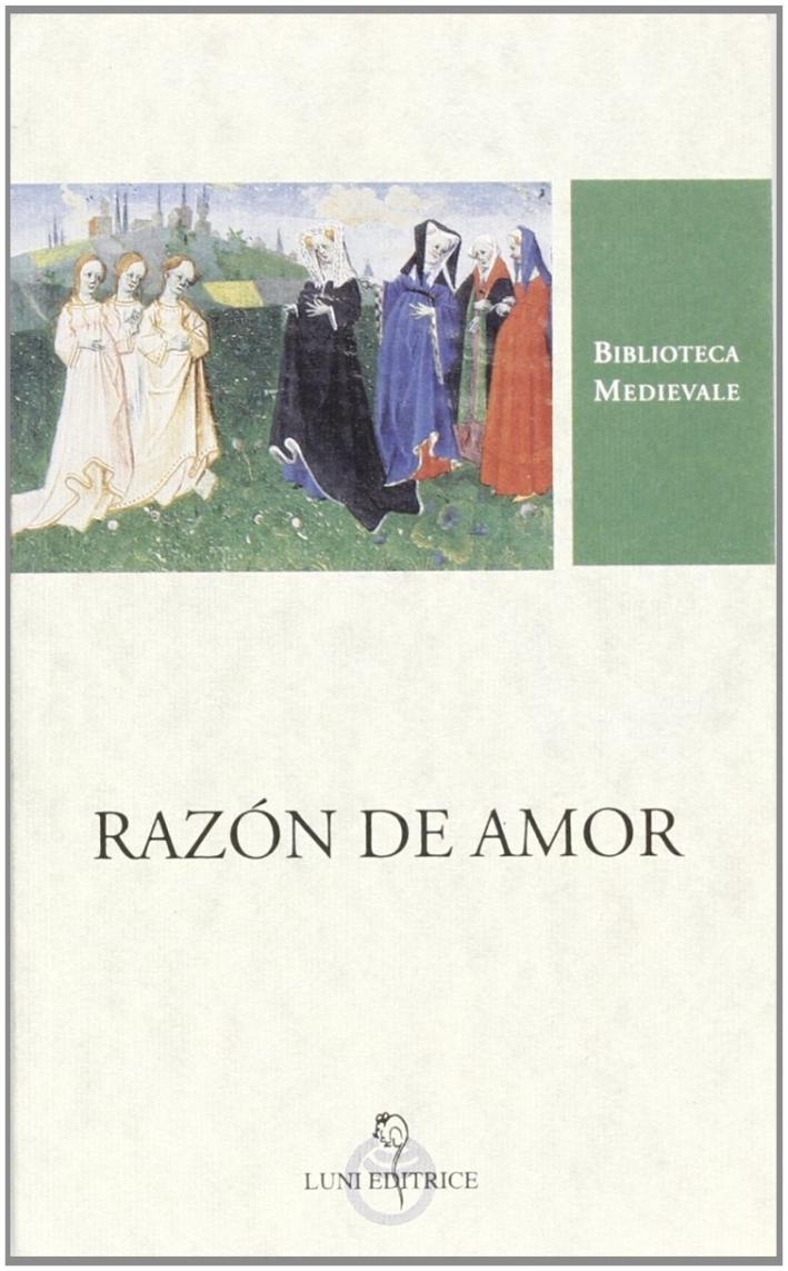 Razon de amor. Testo spagnolo a fronte