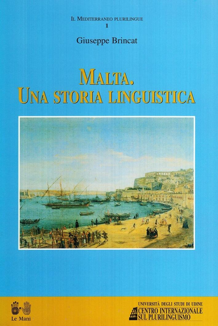 Malta. Una storia linguistica.