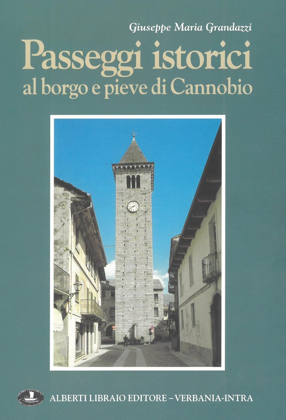 Passeggi istorici al borgo e pieve di Cannobio