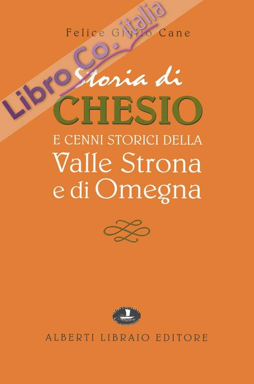 Chesio e la valle Strona.