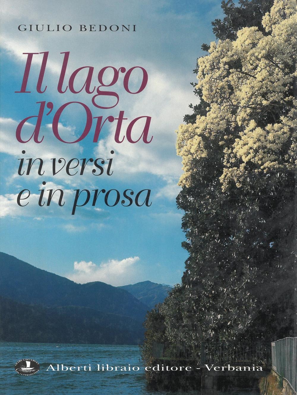 Lago d'Orta in versi e in prosa.