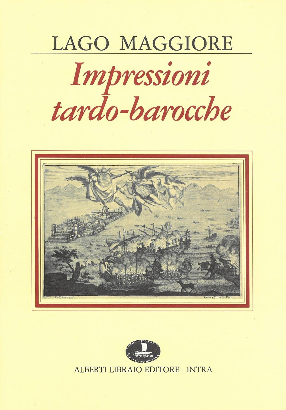 Lago Maggiore. Impressioni tardo-barocche