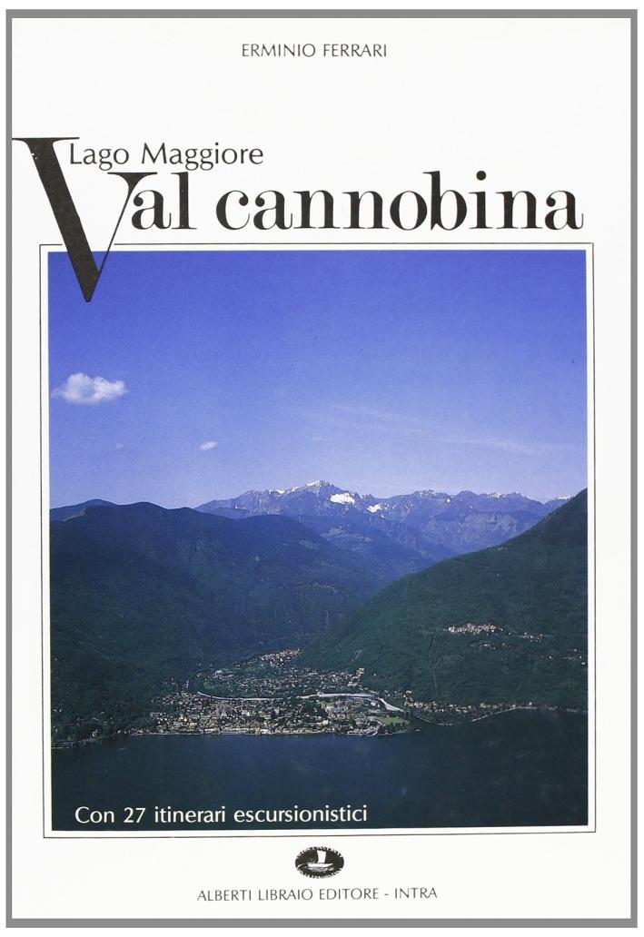 Val Cannobina. Lago Maggiore