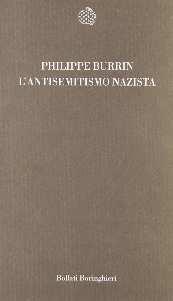 L'antisemitismo nazista.