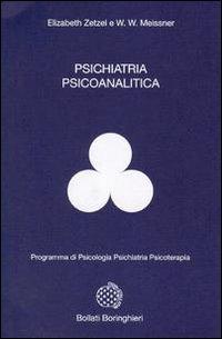 Psichiatria psicoanalitica.