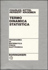 Termodinamica statistica.