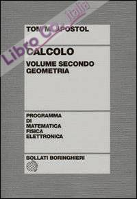 Calcolo. Vol. 2: Geometria..