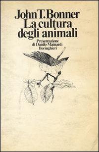 La cultura degli animali.